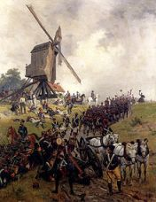 Ernest Crofts, The Battle of Waterloo