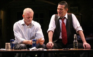 David Morse and Ciaran Hinds, 2006