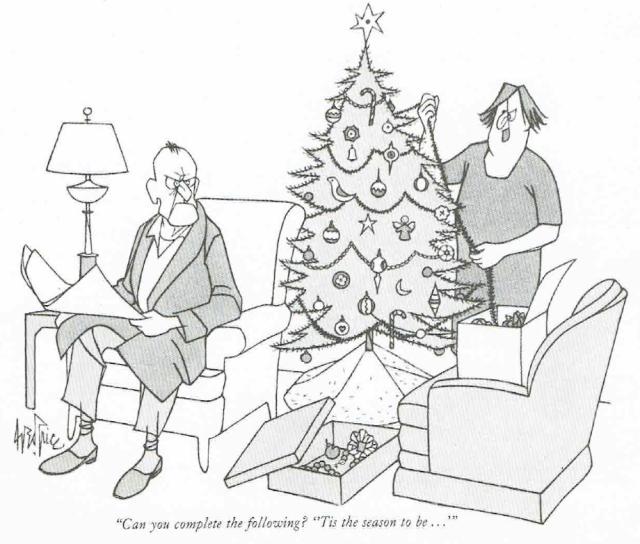 tis the season cartoon