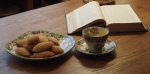 Madeleines, linden tea, and Proust
