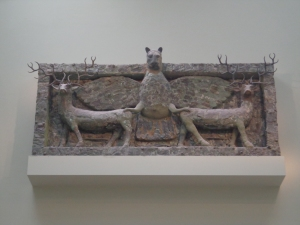 British Museum, Imdugud, about 2500 BC
